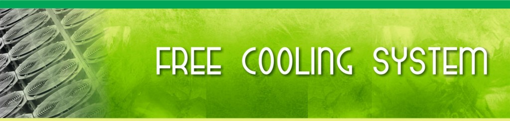 FREE COOLING SYSTEM